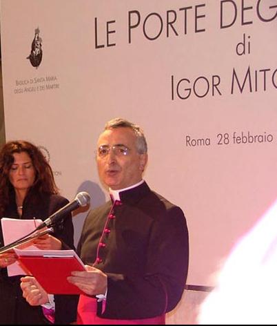From www.santamariadegliangeliroma.it:comunicato_stampa_124, Eventi