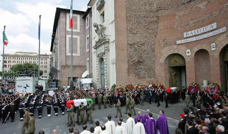 From www.santamariadegliangeliroma.it:comunicato_stampa_139, Eventi